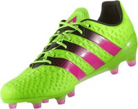 Adidas Ace 16.1 FG Men solar green/core black/shock pink