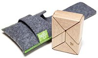 Tegu Prism Pocket Pouch Natural