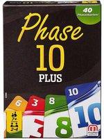Mattel Phase 10 Plus