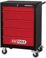 KS Tools BASICline schwarz/rot 836.0005