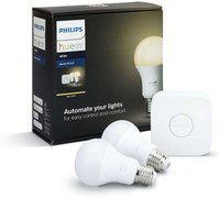 Philips Hue 2er Starter-Set mit Hue Bridge 2.0