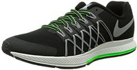 Nike Air Zoom Pegasus 32 Flash GS black/pure platinum/electric green/reflect silver