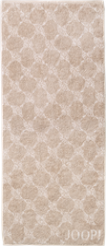 Joop Cornflower Saunatuch sand (80 x 200 cm)