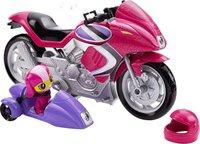 Barbie Geheimagentin Motorrad