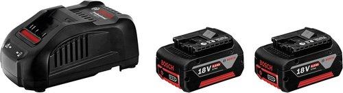 Bosch GAL 1880 CV + 2x GBA 18 V 6,0 Ah (1 600 A00 B8L)