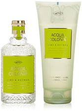 4711 Acqua Colonia Lime & Nutmeg Set (EdC 170ml + SG200ml)