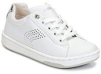 Geox Jr Maltin Girl (J6200A) white/silver