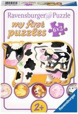 Ravensburger my first Puzzle - Tiere und ihre Kinder
