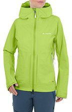 Vaude Women's Croz 3L Jacket pear