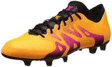 Adidas X15.1 FG/AG Men solar gold/core black/shock pink