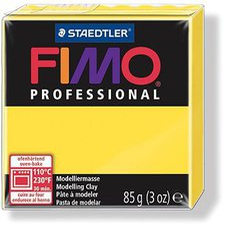 Fimo Professional 85 g echtgelb