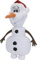 Simba Die Eiskönigin - Olaf mit Weihnachtsmütze 50 cm