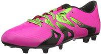 Adidas X15.3 FG/AG shock pink/solar green/core black