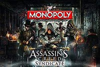 Winning Moves Monopoly Assassin's Creed Syndicate (Englisch)