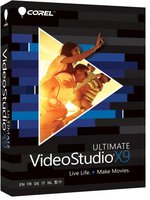 Corel VideoStudio Ultimate X9 (Win) (Multi) (Box)