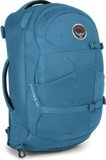 Osprey Farpoint 40 S/M caribbean blue