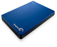 Seagate Backup Plus Portable USB 3.0 1TB blau