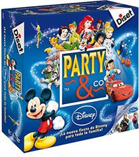 Diset Party & Co. Disney 3.0 (spanisch)