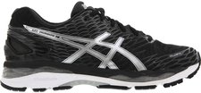 Asics Gel-Nimbus 18 Men black/silver/blue