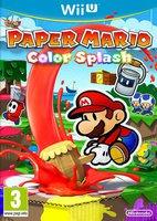 Paper Mario: Color Splash (Wii U)