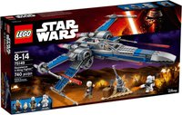 LEGO Star Wars - Resistance X-Wing Fighter (75149)
