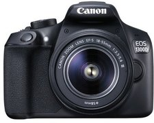 Canon EOS 1300D Kit 18-55 mm IS III