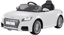 Jamara Ride-On Audi TTS Roadster Weiß