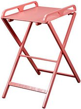 Combelle Wickeltisch kompakt Jade lackiert rosa