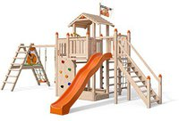 Isidor Holzbau Spielturm Funny Foo