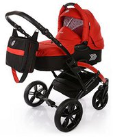 Knorr-Baby VW Polo Rot