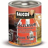 Saicos Holzlasur 0,75 l anthrazit