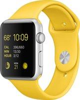 Apple Watch Sport 42mm gelb
