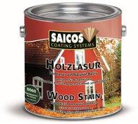 Saicos Holzlasur 2,5 l tannengrün
