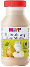 Hipp Trinknahrung Milch, Apfel & Birne (6 x 200 ml)