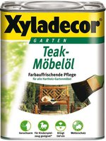 Xyladecor Teak-Möbelöl 750 ml