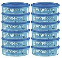 Angelcare Nachfüllkassetten für Windeleimer Comfort und Deluxe 3er Pack