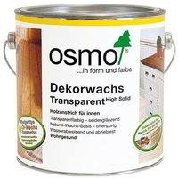 Osmo Dekorwachs Transparent Nussbaum 2,5 Liter (3166)
