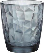 Bormioli Rocco Diamond Ocean Blue 39cl 6er-Pack