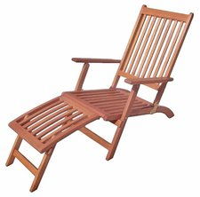 Garden Pleasure Montego Deckchair