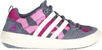 Adidas Boat CC Lace Kids onix/chalk white/pink