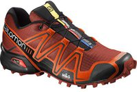 Salomon Speedcross 3 red tomato/red/black