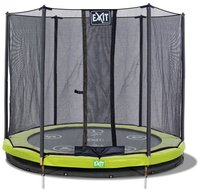 Exit Trampolin Twist Ground 305 cm mit Sicherheitsnetz