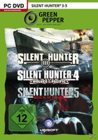 Silent Hunter 3-5 (PC)