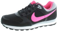 Nike MD Runner GG black/pink pow/wolf grey
