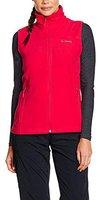 Columbia Women's Fast Trek Fleece Vest Black