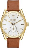 Nixon C39 Leather gold/saddle/white (A459 2227)