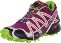 Salomon Speedcross 3 W mystic purple/light grey/granny green