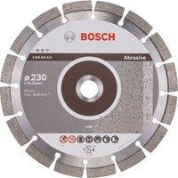 Bosch Expert for Abrasive 230mm (2608602610)