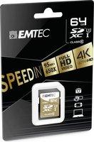 Emtec SDHC/SDXC Class 10 Speedin UHS-I U3