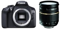 Canon EOS 1300D Kit 17-50 mm Tamron